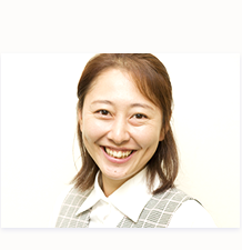 鈴木綾乃さん